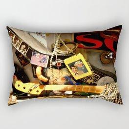 Grunge Saudade Rectangular Pillow