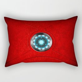 Superhero Body Armor Rectangular Pillow