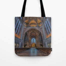 The Power Of Peace Tote Bag