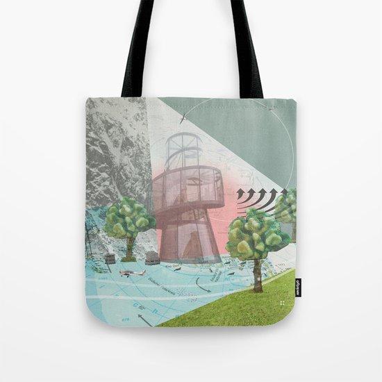 atmosphere 10 · Storm is comming Tote Bag