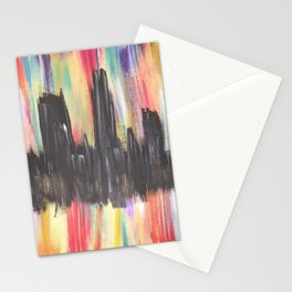 The Colors of Life Stationery Cards