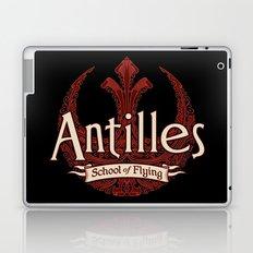 Antilles School of Flying Laptop & iPad Skin