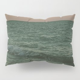 Disappear Into The Deep Pillow Sham
