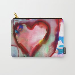 Heart Dreams 4H by Kathy Morton Stanion Carry-All Pouch