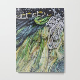 Norse Metal Print