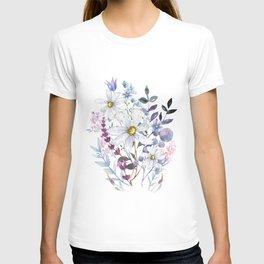 Wildflowers V T-shirt