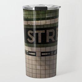 14th Street Station Travel Mug