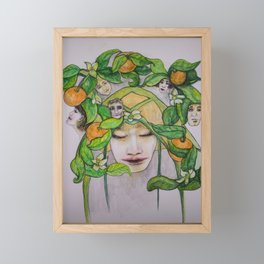 In the Citrus Family Framed Mini Art Print