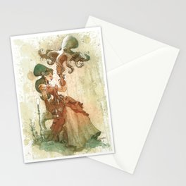 Afternoon Shade Stationery Cards