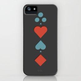 Gambler iPhone Case