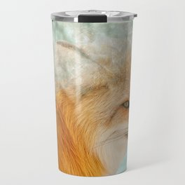 Spirit Fox Travel Mug