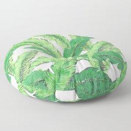 Banana for banana leaf Floor Pillow