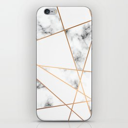 Marble Geometry 054 iPhone Skin