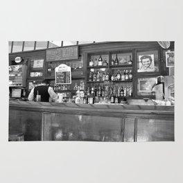 Bar in Old Havana, Cuba Rug