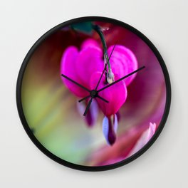 Confession Of Love Wall Clock