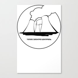 TEC Canvas Print