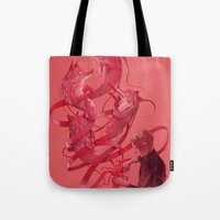 Cutting to the Chase Tote Bag