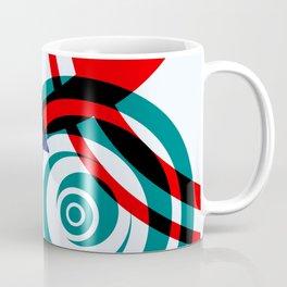 Abstract Space 01 Coffee Mug