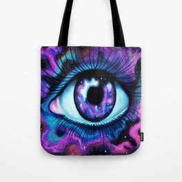 We Are All Made Of Stardust Tote Bag
