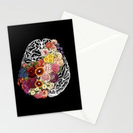 Love Your Brain Stationery Cards