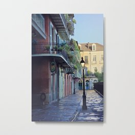 New Orleans - Dawns Early Light Metal Print