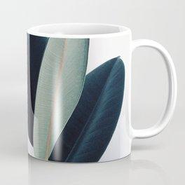 Ficus elastica - pale Coffee Mug