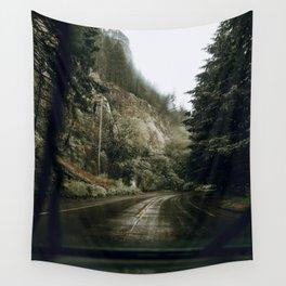 Road Trip X / Portland, Oregon Wall Tapestry