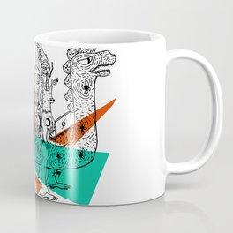 Adjacent Fourmula Coffee Mug