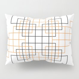 Simple Boxes Pillow Sham