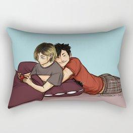 Kuroken Snuggles Rectangular Pillow