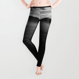 ...To anywhere but the safety of the shallows Leggings