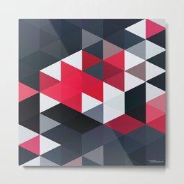 Modern Pattern No. 68 Metal Print