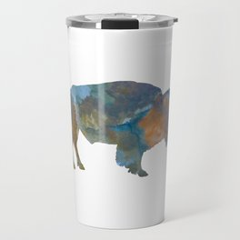 Buffalo Travel Mug