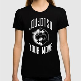 Brazilian Jiu-jitsu Chess Kings T-shirt
