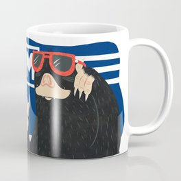 Subway mole Coffee Mug