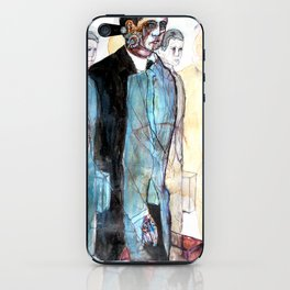 Androids iPhone Skin