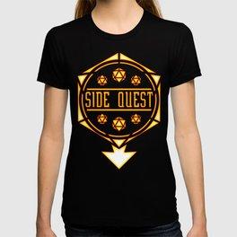 D20 Epic Side Quest T-shirt