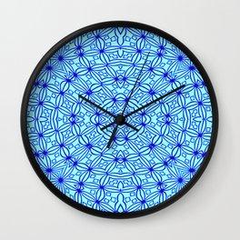 Crochet Pattern Wall Clock
