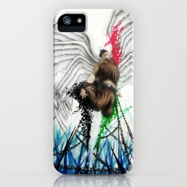 Calling for freedom  iPhone Case