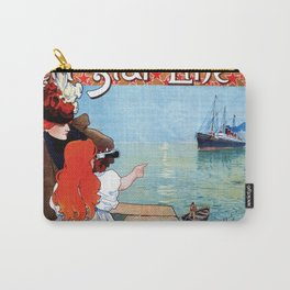 Red  Star Line Antwerpen New York Carry-All Pouch