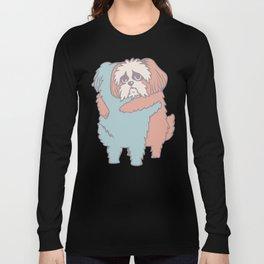 Shih Tzu Hugs Long Sleeve T-shirt