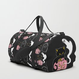 Grave Kitten Duffle Bag