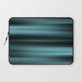 Abstract Rays - Warps design Laptop Sleeve