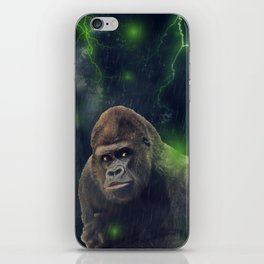 ThunderStorm Gorilla by GEN Z iPhone Skin