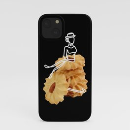 Parasol Cookies iPhone Case