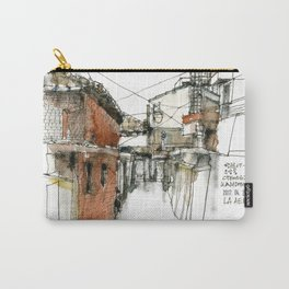vintage city Carry-All Pouch