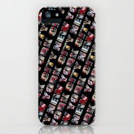 New York City (typography) iPhone Case