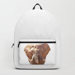 Elephant illustration Backpack