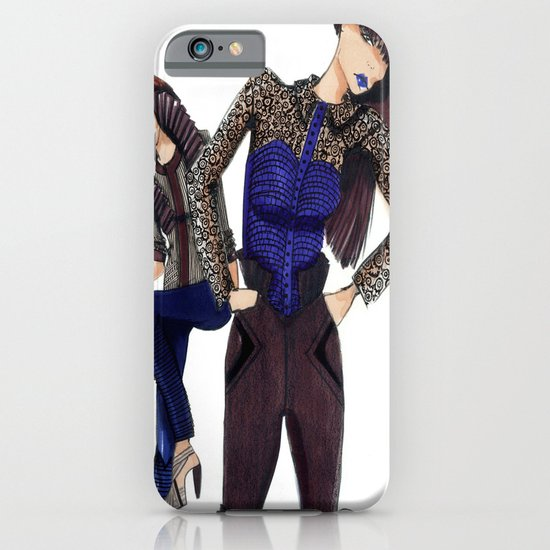 Assymetrical. iPhone & iPod Case