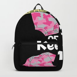Keeper Of The Gender - Gift Backpack